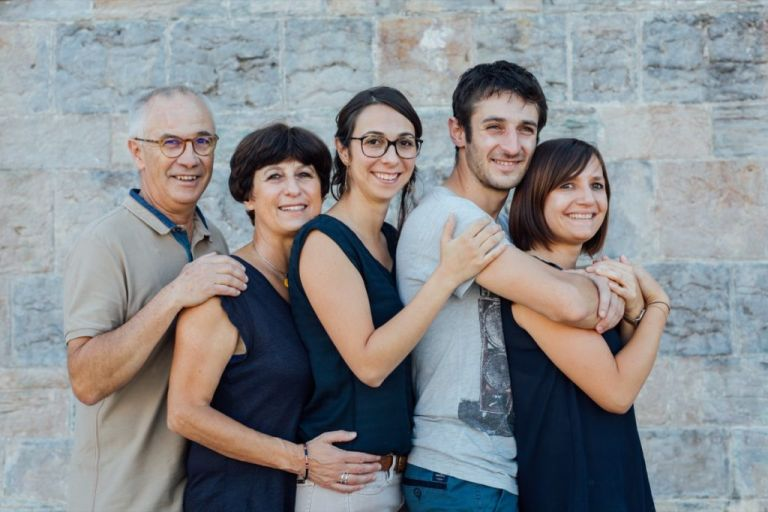 Shooting photos en famille