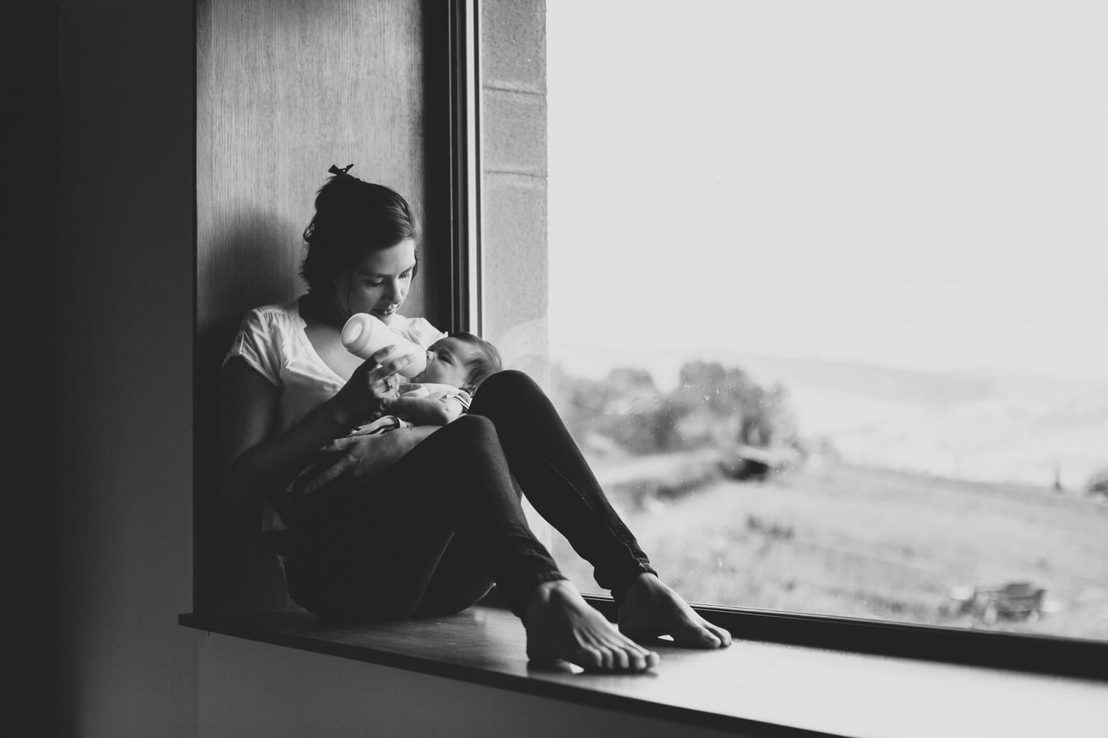 foto de Photographe Nouveau-né et Bébé à Lyon - Séance à domicile